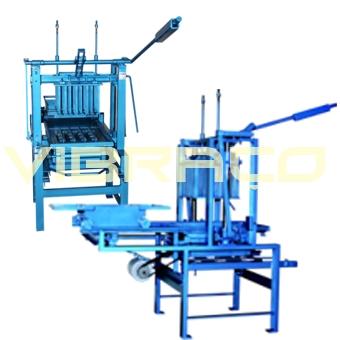 Máquina para Fabricação de Blocos V1000 - Foto 1