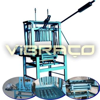 Máquina para Fabricação de Blocos V2000 - Foto 5