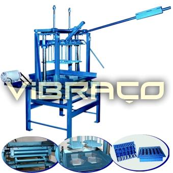 Máquina para Fabricação de Blocos V3000 - Foto 9