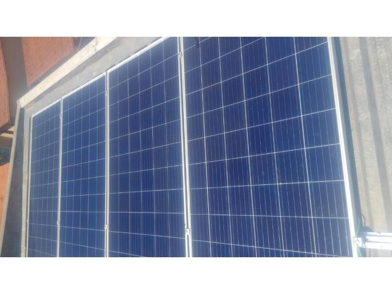 Gerador 2,56 kWp bairro Floramar BH