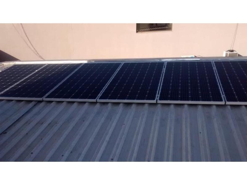 Gerador 2,88 kWp bairro Paquetá BH