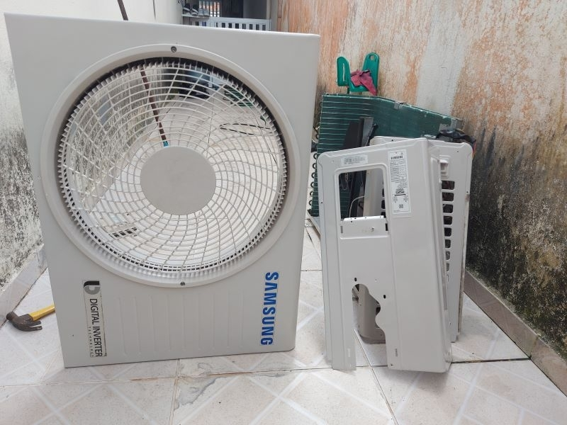 condensadora