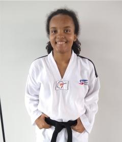 Ana Luiza Ventura Ferreira - 1º Dan