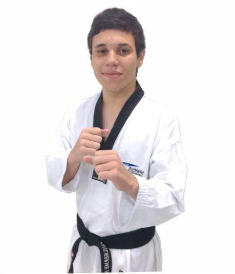 Guilherme Hiscriber - Faixa Preta 1º Dan