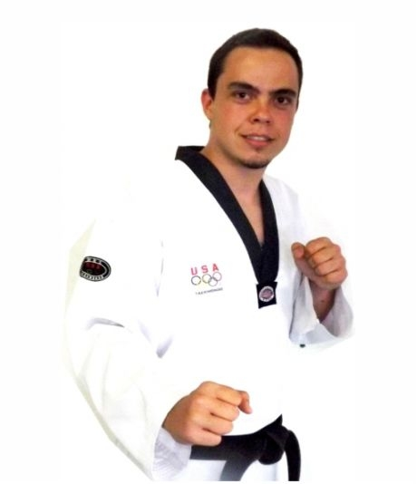 Prof. Cristovão Loiola - Faixa Preta 1º Dan