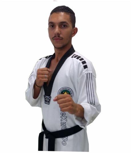 Prof. Frederico Oliveira - Faixa Preta 1º Dan