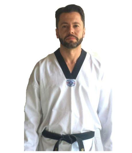 Prof. Luiz Leonardo Maia - Faixa Preta 2º Dan