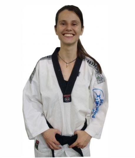 Profª Izabel de Souza - Faixa Preta 1º Dan