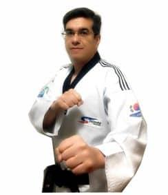 Profº Randisson Welder G Andrade - 1º Dan