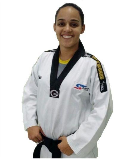 Profª Samantha Rodrigues - Faixa Preta 1º Dan