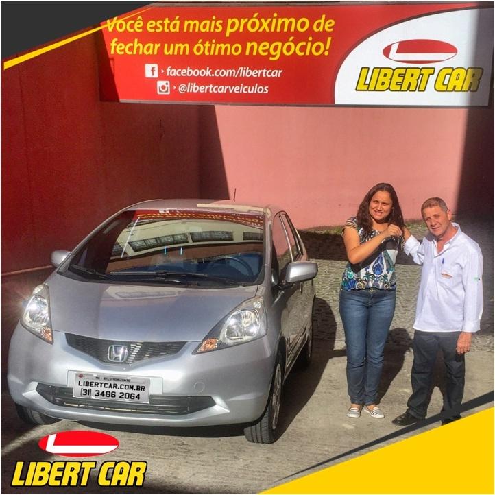 CLIENTE SATISFEITA - Fabiane (Honda Fit)