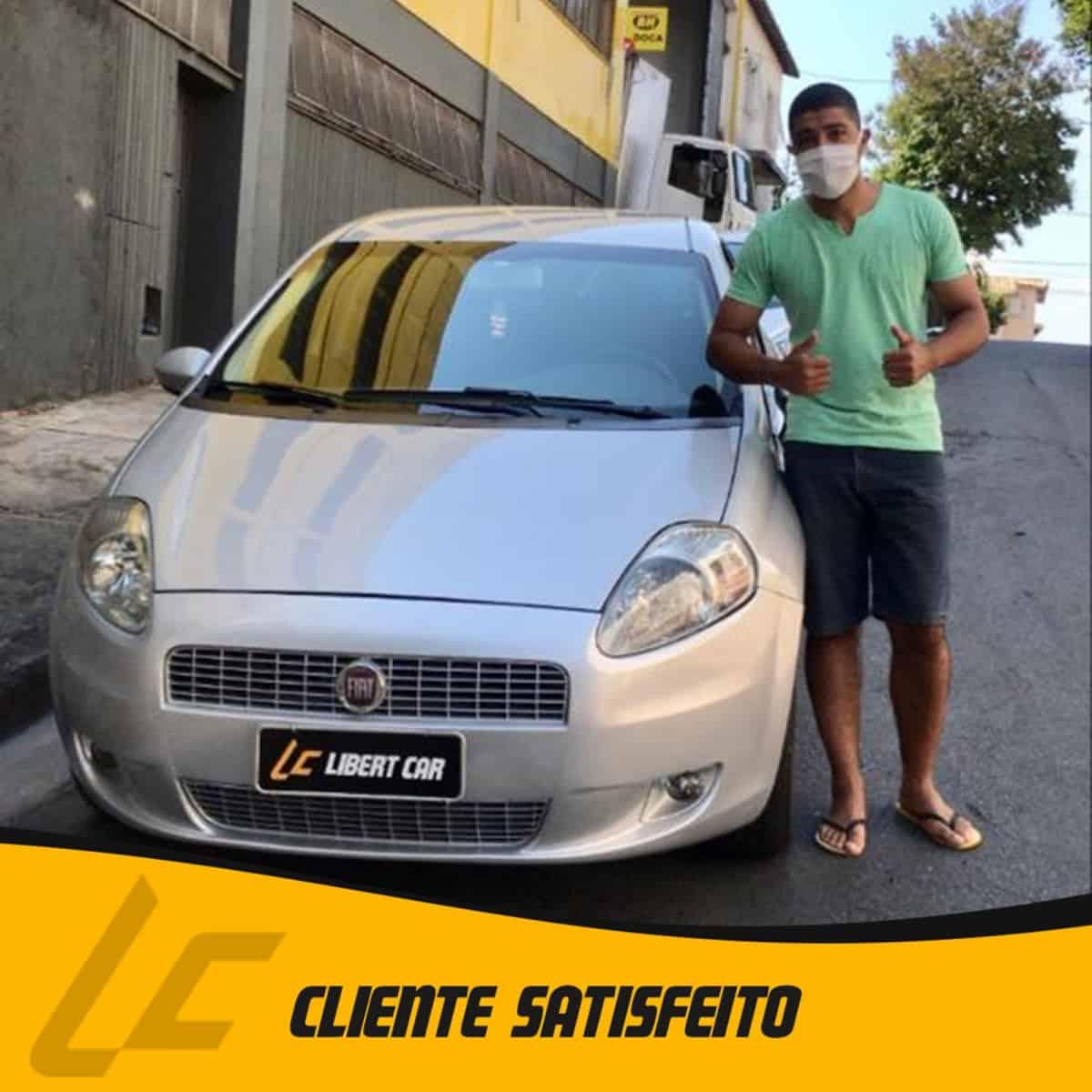 Cliente Satisfeito - Diego
