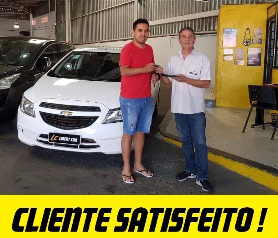 Cliente Satisfeito - Felipe