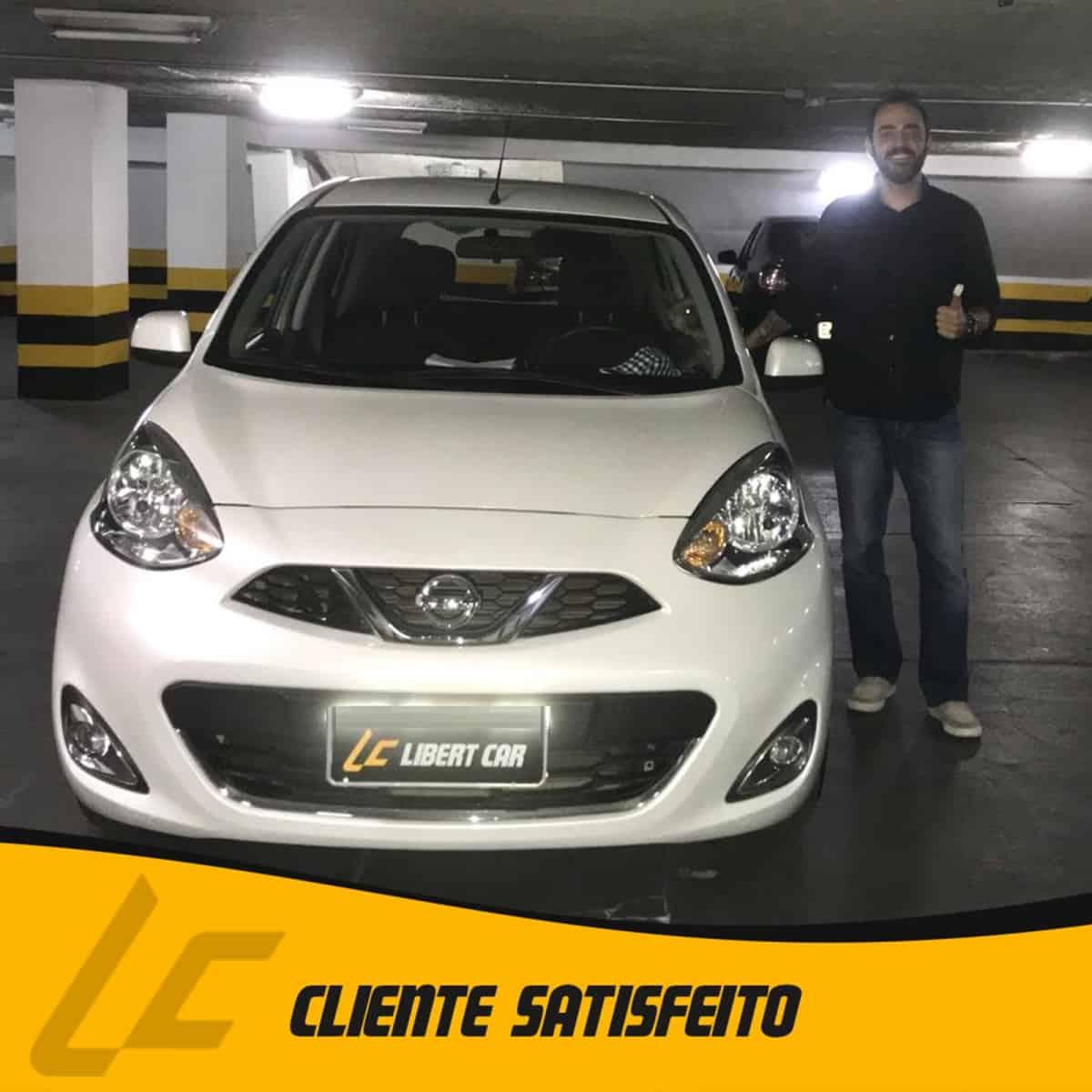 Cliente Satisfeito - Fernando