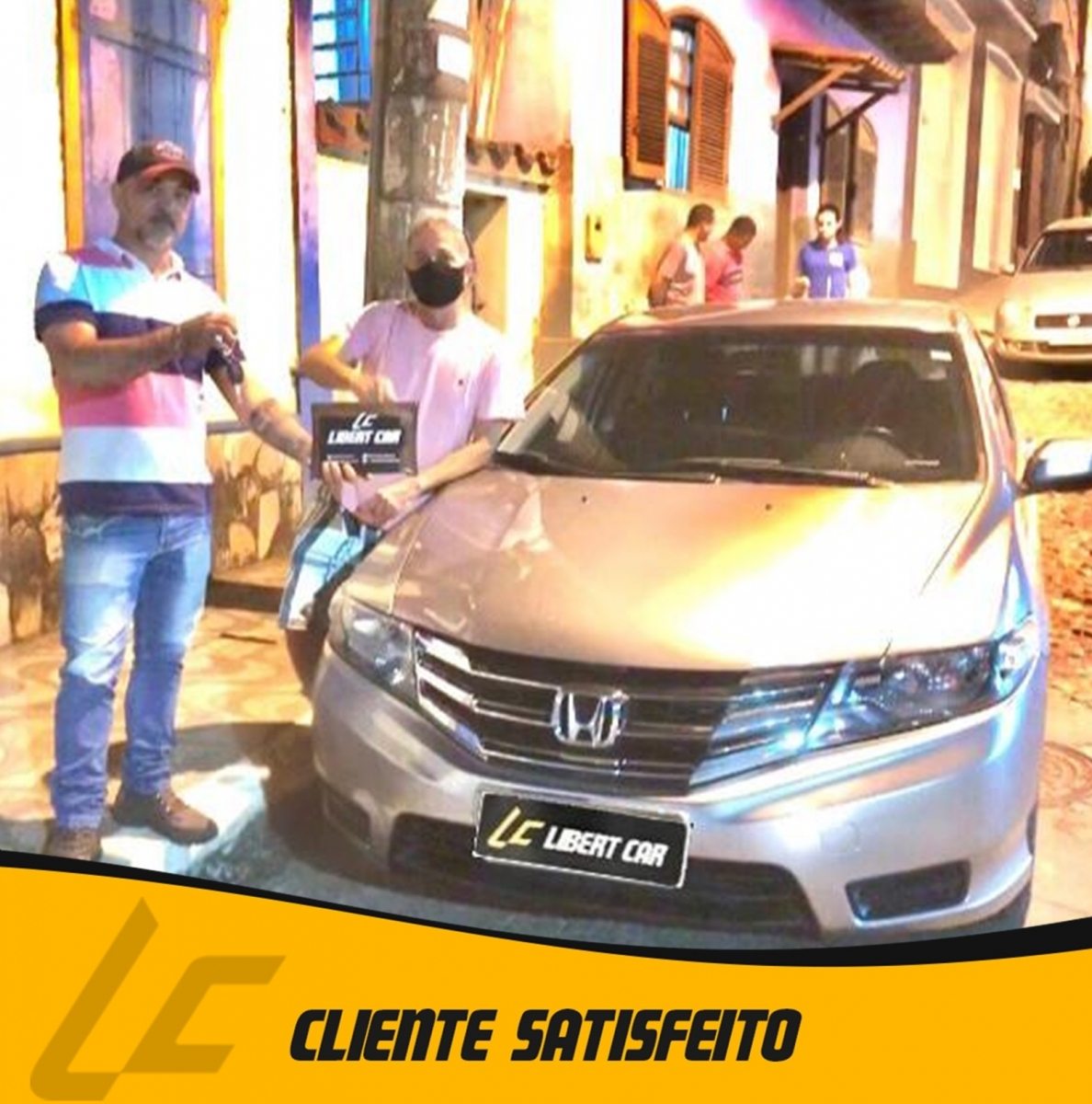 Cliente Satisfeito - José Dilson