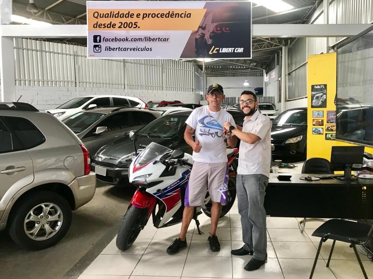 Cliente Satisfeito - Marco Aurélio
