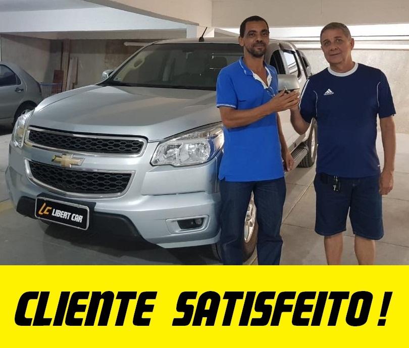 Cliente Satisfeito - Ronaldo