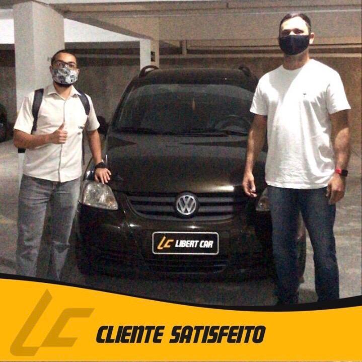 Cliente Satisfeito - Sérgio