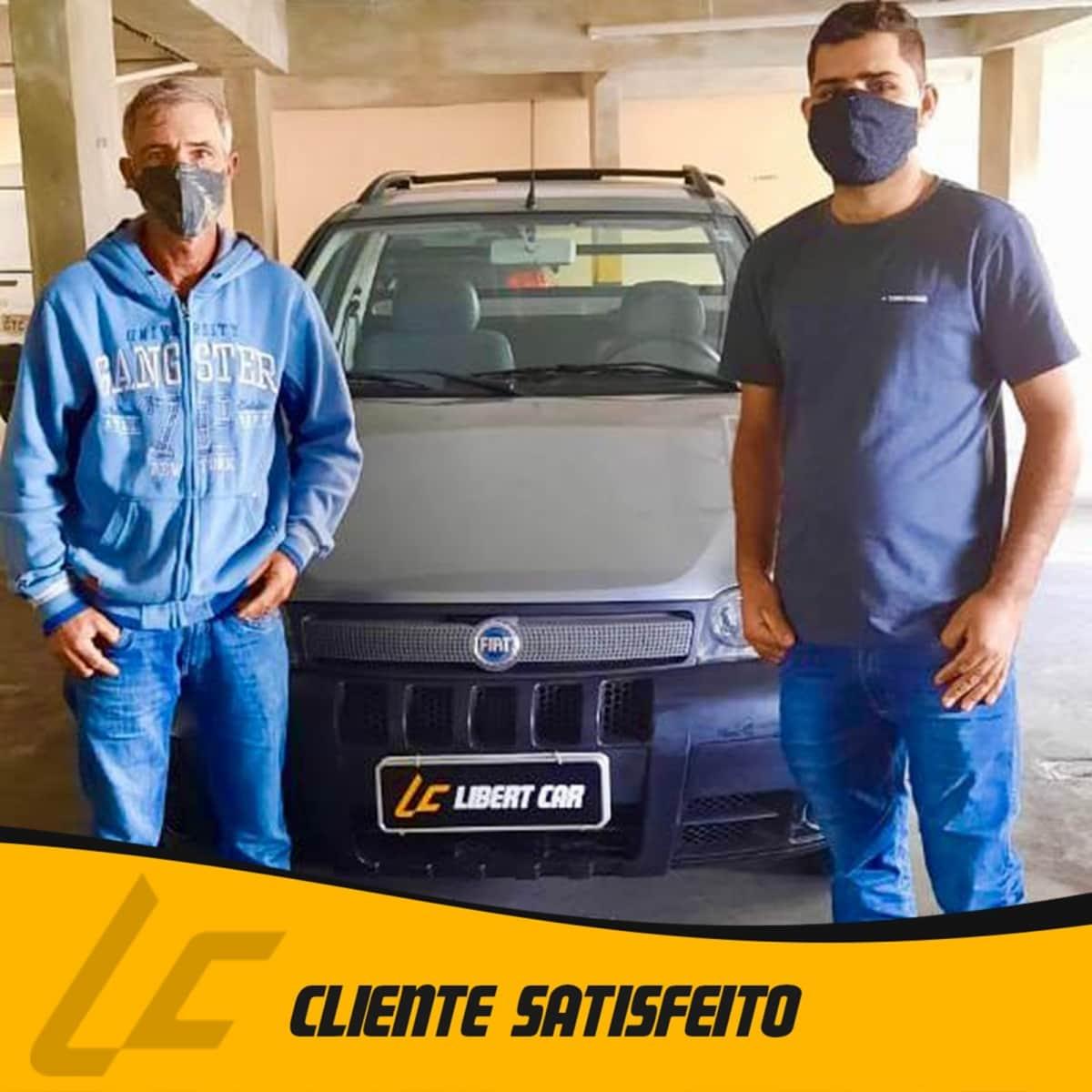 Cliente Satisfeito - Sr. Matozinho Luiz