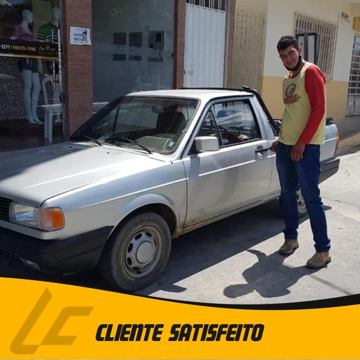 Cliente Satisfeito - Thayti (Crisólita-MG)