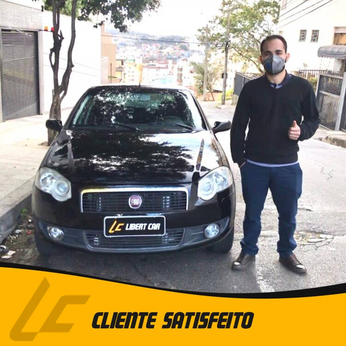 Cliente Satisfeito - Vinícius
