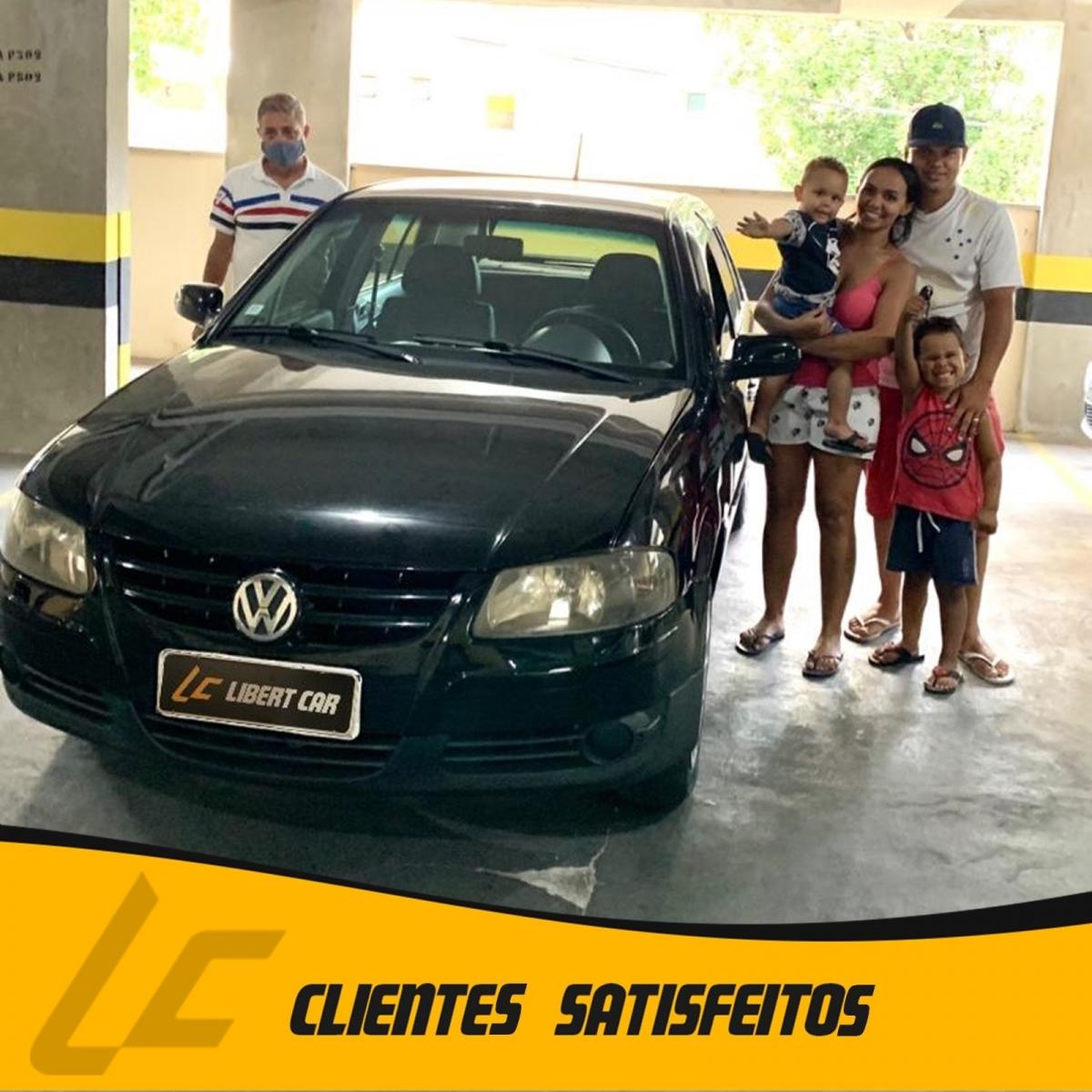 Clientes Satisfeitos - Jenny, Carlos e filhos