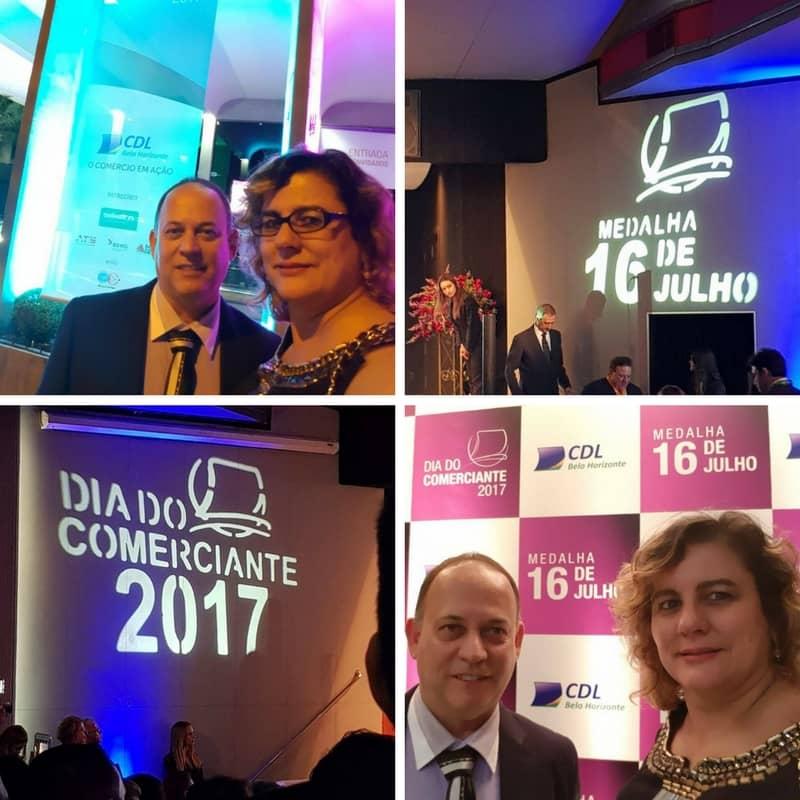 DIA DO COMERCIANTE CDL-BH 2017 - 14/07/17