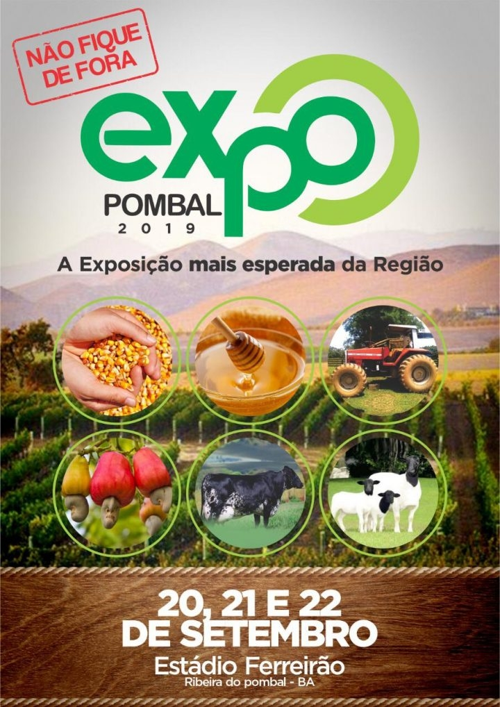 Expo Pombal - 2019