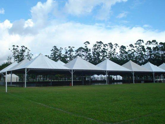 Aluguel e venda de tendas
