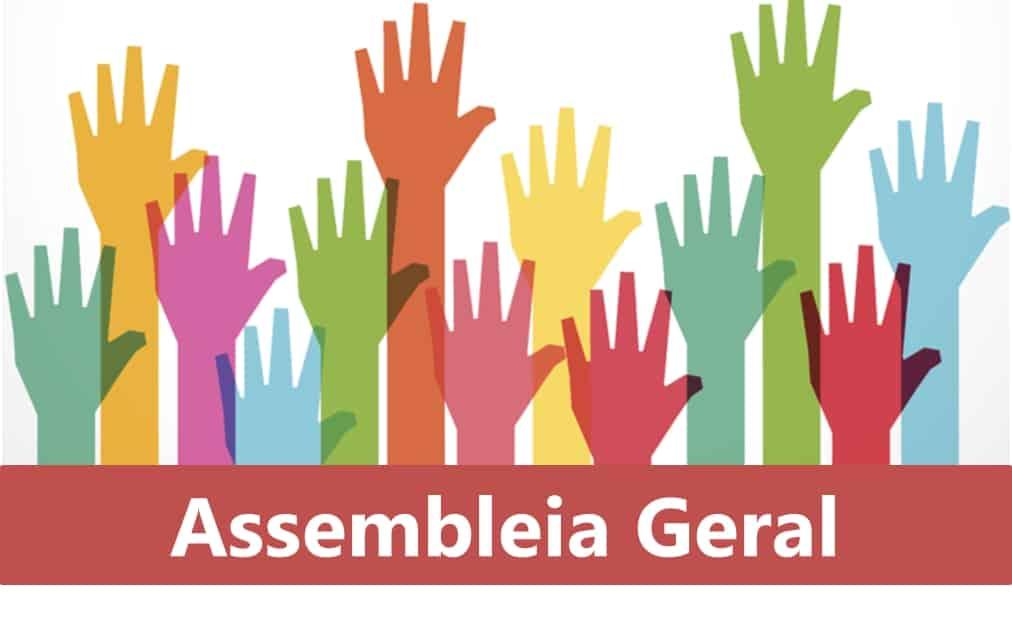 Assuntos tratados em Assembleia Geral - 11/04/2019