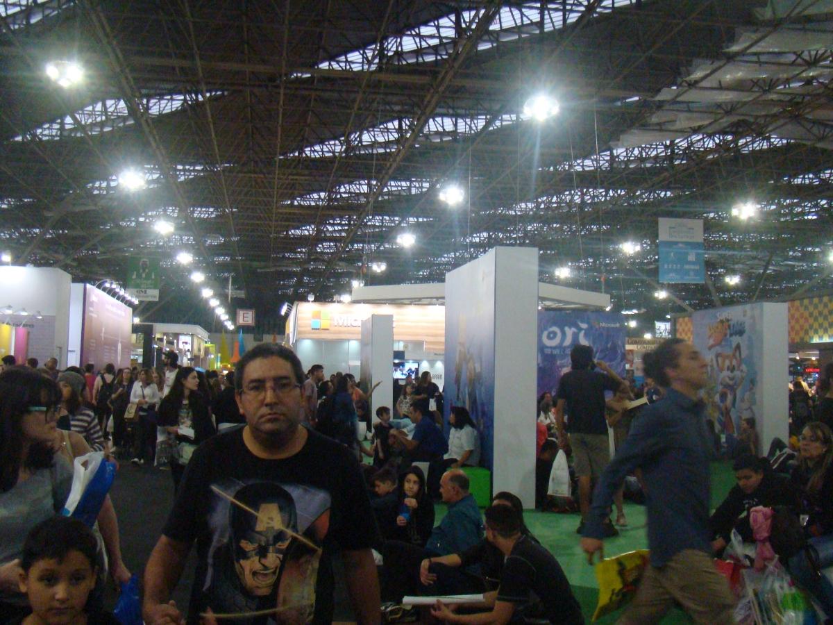 Imagem 71 do Evento COMPENDIUM na 25ª Bienal do Livro de São Paulo