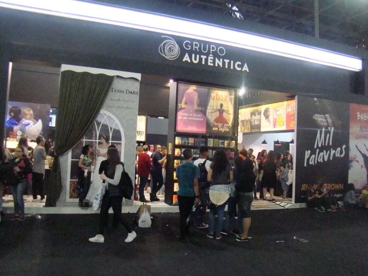 Imagem 79 do Evento COMPENDIUM na 25ª Bienal do Livro de São Paulo