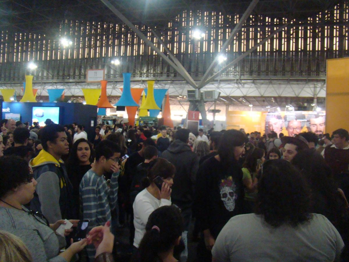 Imagem 61 do Evento COMPENDIUM na 25ª Bienal do Livro de São Paulo