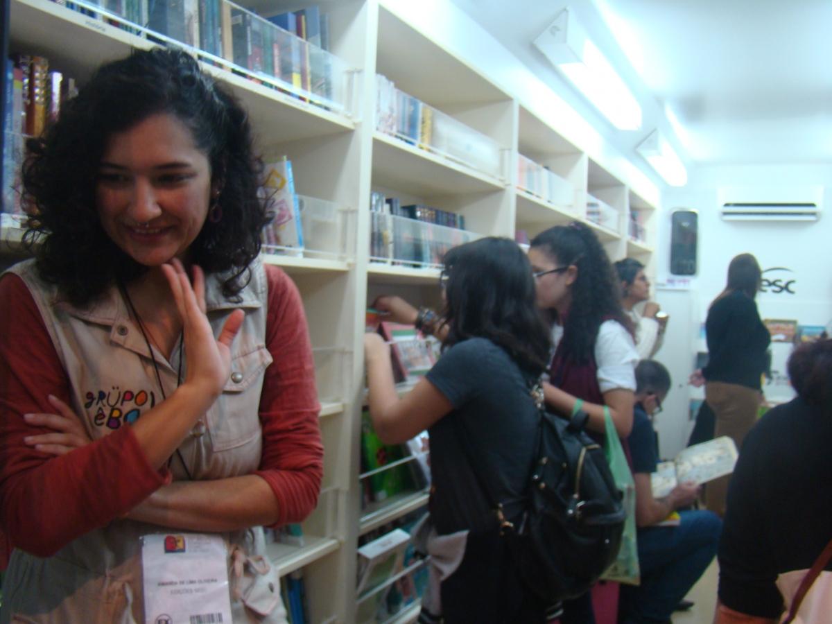 Imagem 94 do Evento COMPENDIUM na 25ª Bienal do Livro de São Paulo