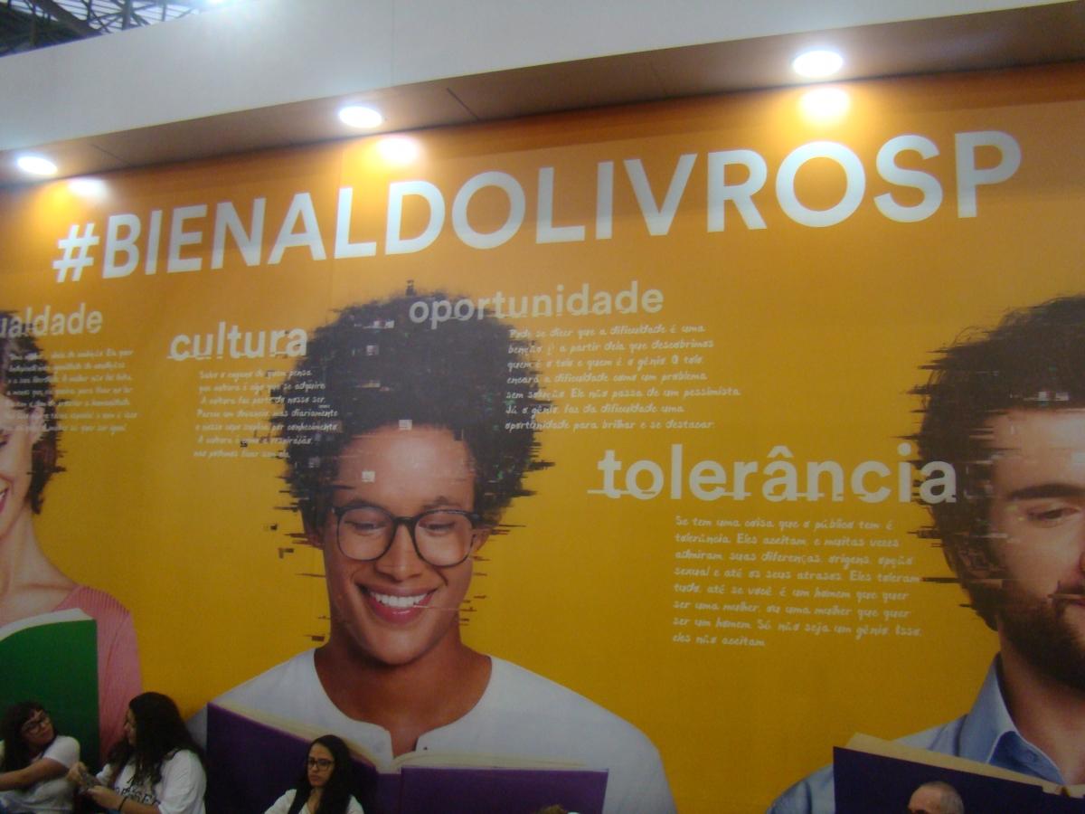 Imagem 95 do Evento COMPENDIUM na 25ª Bienal do Livro de São Paulo