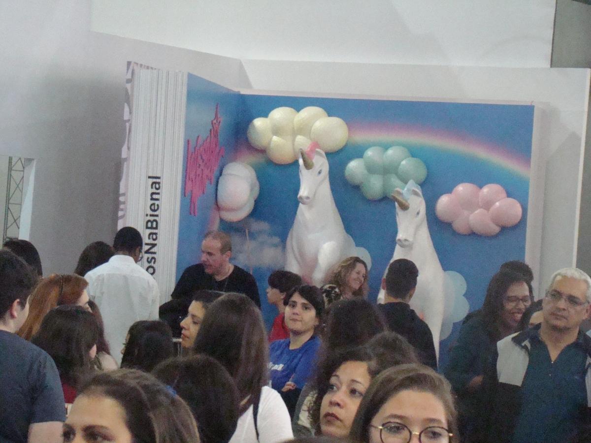 Imagem 87 do Evento COMPENDIUM na 25ª Bienal do Livro de São Paulo