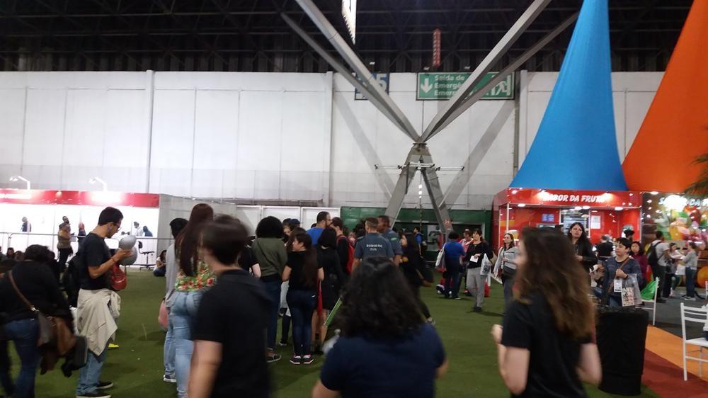 Imagem 118 do Evento COMPENDIUM na 25ª Bienal do Livro de São Paulo