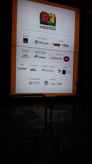 Imagem 129 do Evento COMPENDIUM na 25ª Bienal do Livro de São Paulo
