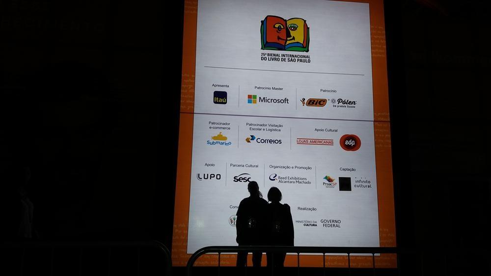 Imagem 132 do Evento COMPENDIUM na 25ª Bienal do Livro de São Paulo