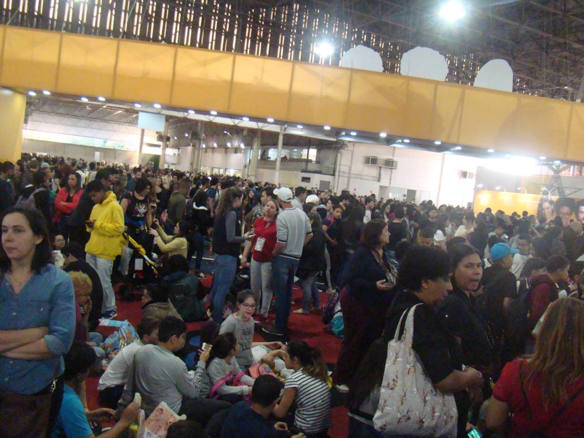 Imagem 56 do Evento COMPENDIUM na 25ª Bienal do Livro de São Paulo