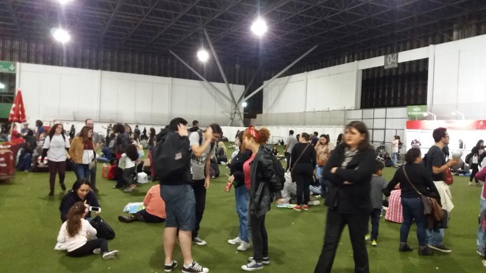 Imagem 115 do Evento COMPENDIUM na 25ª Bienal do Livro de São Paulo