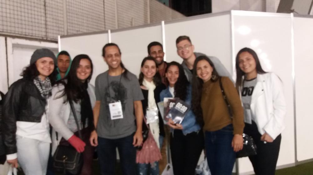 Imagem 113 do Evento COMPENDIUM na 25ª Bienal do Livro de São Paulo
