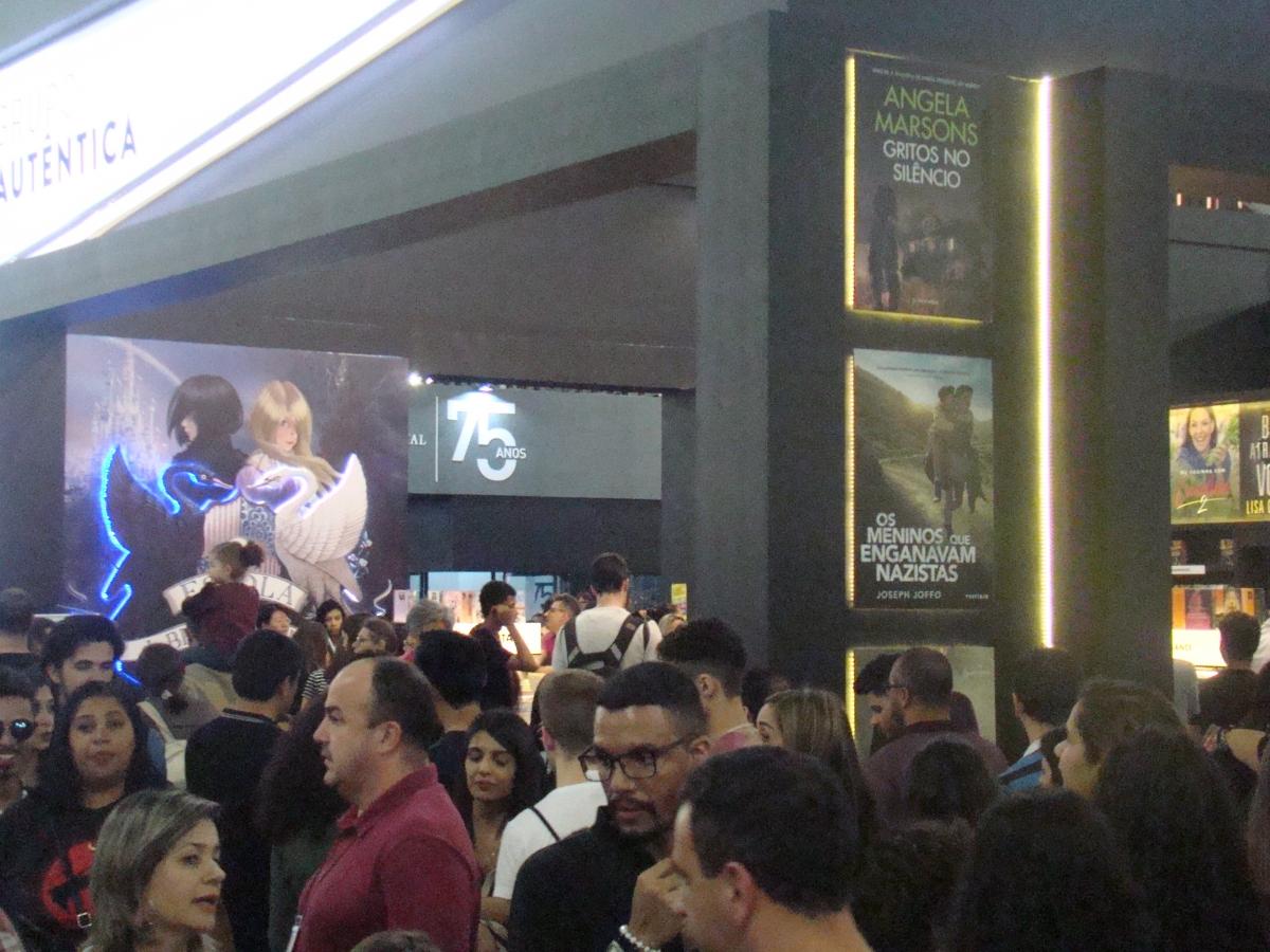 Imagem 76 do Evento COMPENDIUM na 25ª Bienal do Livro de São Paulo