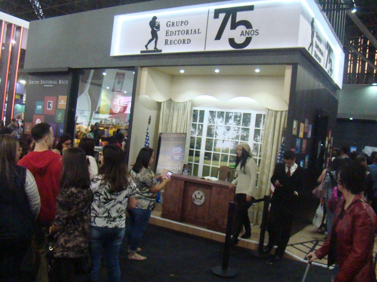 Imagem 90 do Evento COMPENDIUM na 25ª Bienal do Livro de São Paulo