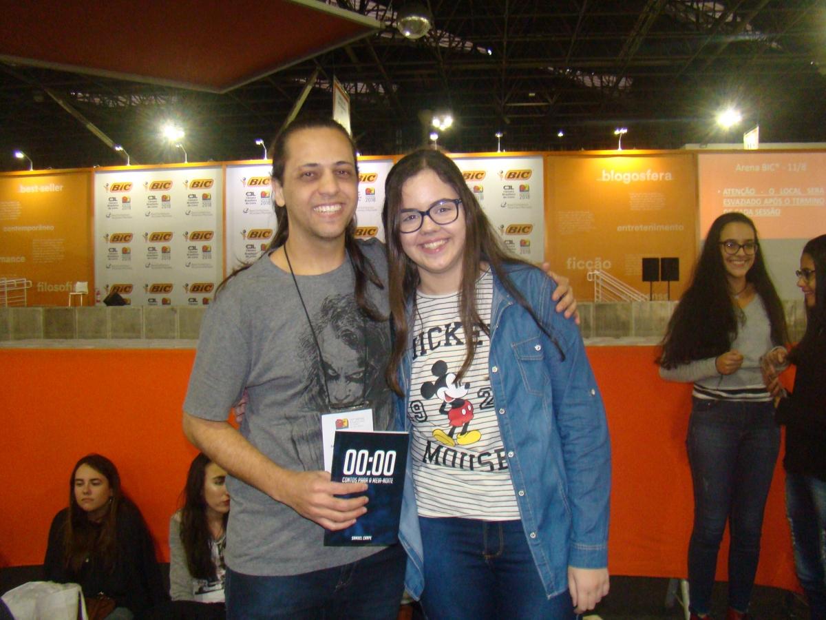 Imagem 120 do Evento COMPENDIUM na 25ª Bienal do Livro de São Paulo