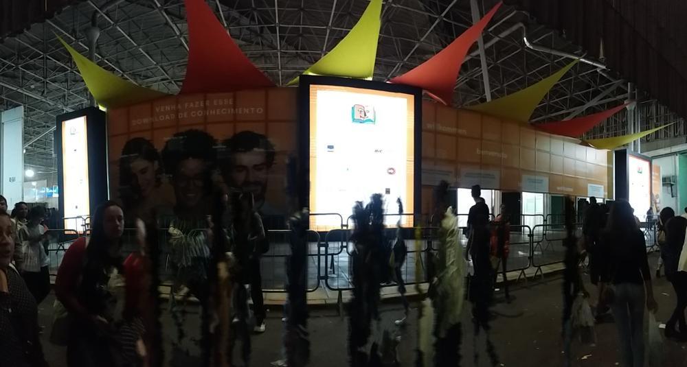 Imagem 131 do Evento COMPENDIUM na 25ª Bienal do Livro de São Paulo