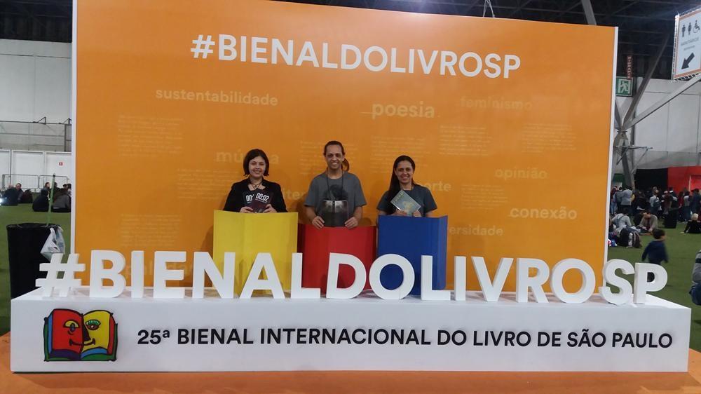 Imagem 19 do Evento COMPENDIUM na 25ª Bienal do Livro de São Paulo
