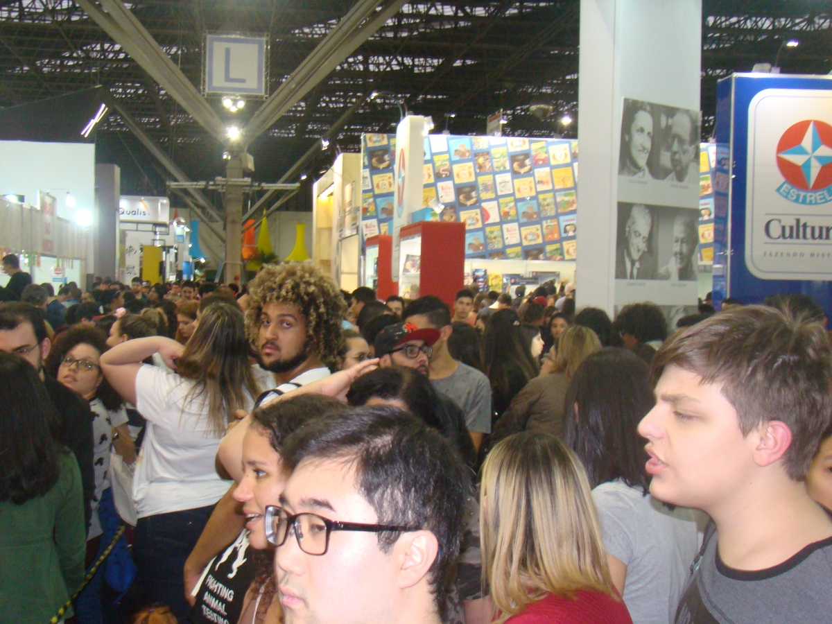 Imagem 103 do Evento COMPENDIUM na 25ª Bienal do Livro de São Paulo
