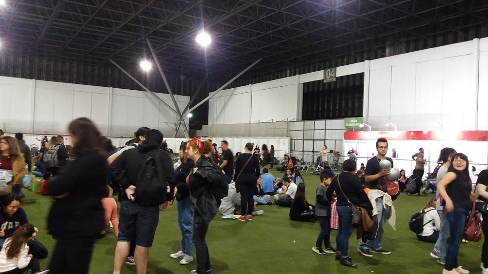 Imagem 117 do Evento COMPENDIUM na 25ª Bienal do Livro de São Paulo