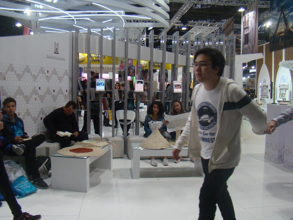 Imagem 39 do Evento COMPENDIUM na 25ª Bienal do Livro de São Paulo